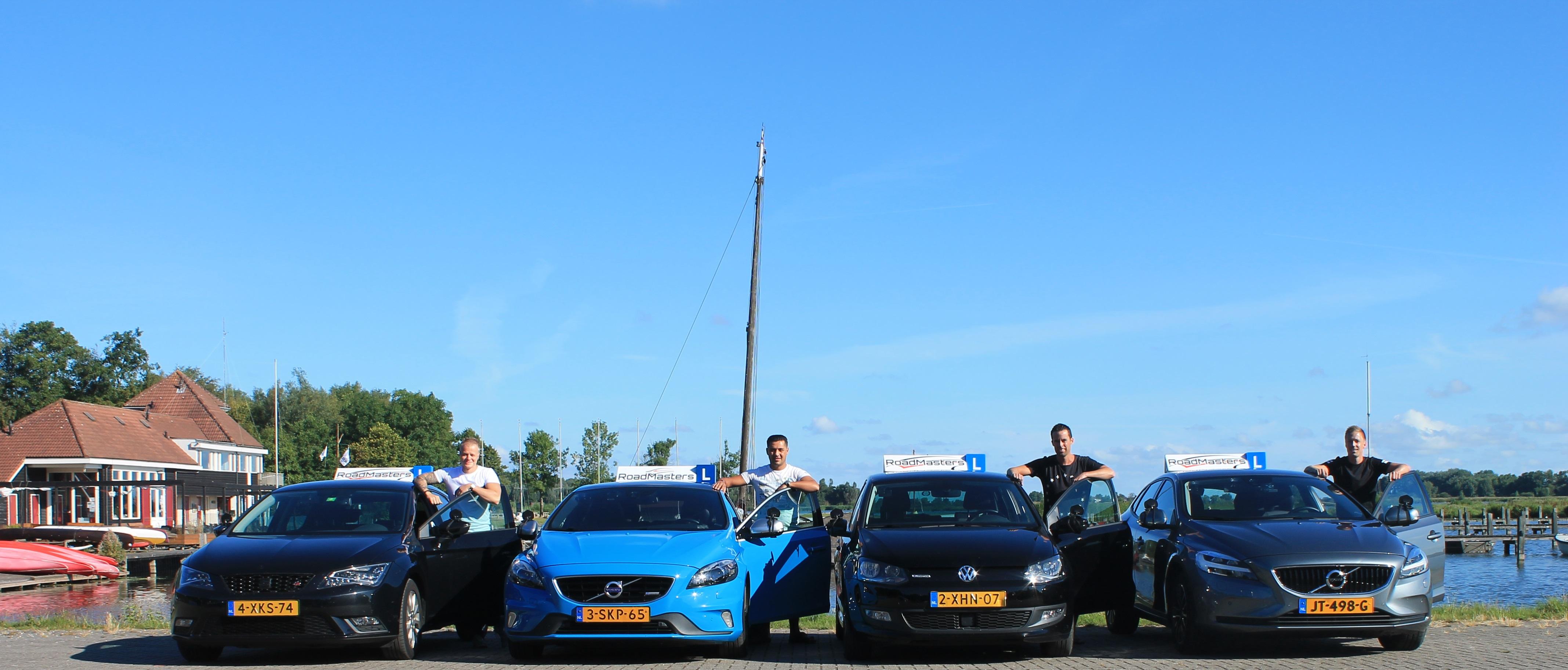 Actie proefles bij Roadmasters Zaanstad