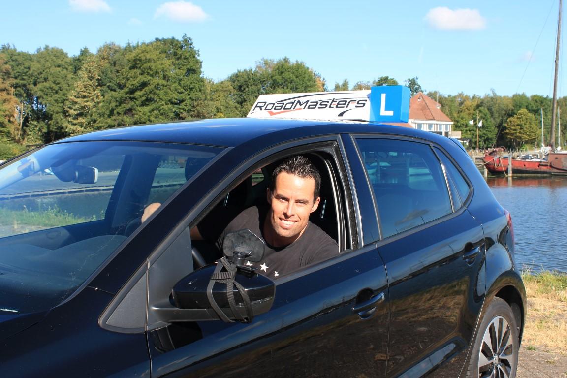 Instructeur Roadmasters Zaandam Maarten Heemkerk